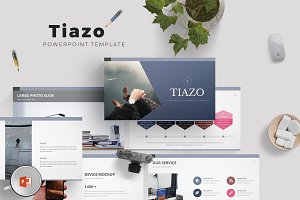 Tiazo - Powerpoint Template