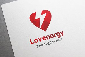 Love Energy Logo