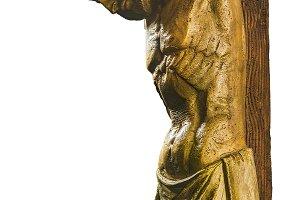 Jesus Christ Sculpture at Church Int