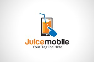 Mobile Juice Logo