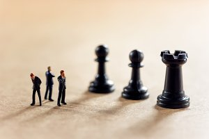 Strategy, management and leadership