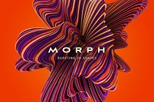 Morph: Bursting 3D Shapes by  in Textures