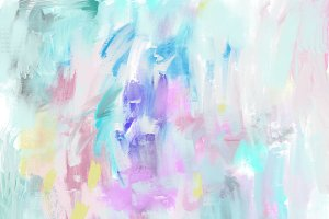 Pastel Oil Painting Background #2