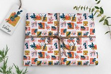 Gift Box by  in Patterns