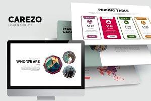 Carezo : Studio Keynote Template