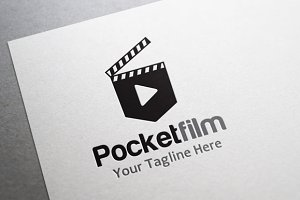Pocket Film Logo
