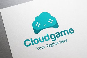 Cloud Game Logo