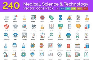 240 Medical, Science & Technology