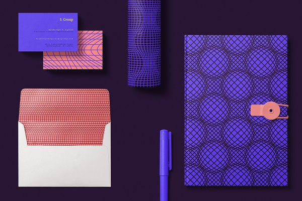 Graphics: kloroform - Geometric Fun - Patterns Bundle