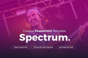 Spectrum - Elegant Powerpoint