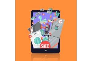 Online Supermarket Sale Appliances