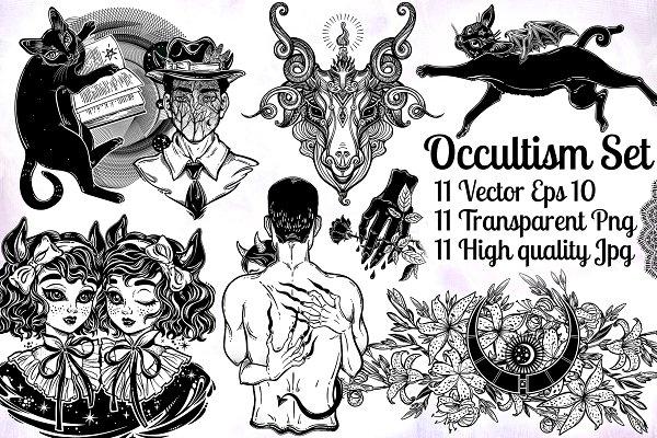 Occultism Set