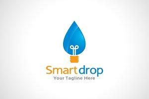 Smart - Water Logo