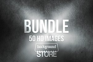 Metal Backgrounds Textures Bundle