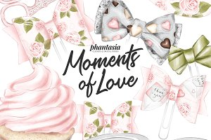 Valentines Planner Cliparts