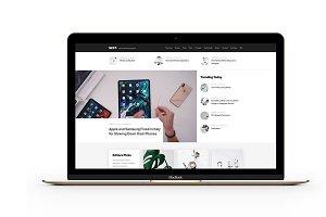 Nest - Lifestyle Blog WordPress