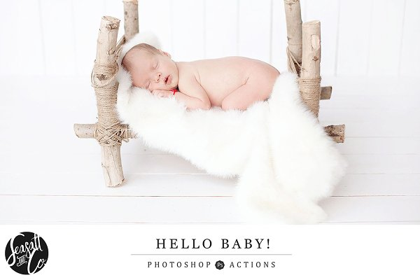 Hello Baby! Action Collection