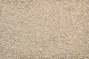 Background of raw white rice
