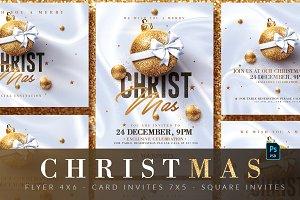 Christmas Invitations & Flyer