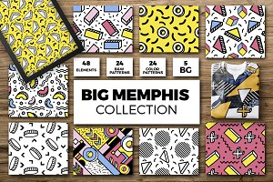 Big memphis collections