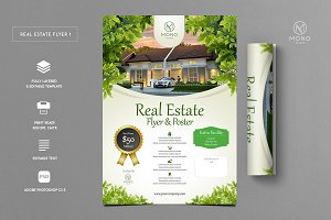 Premium Real Estate Flyer 1