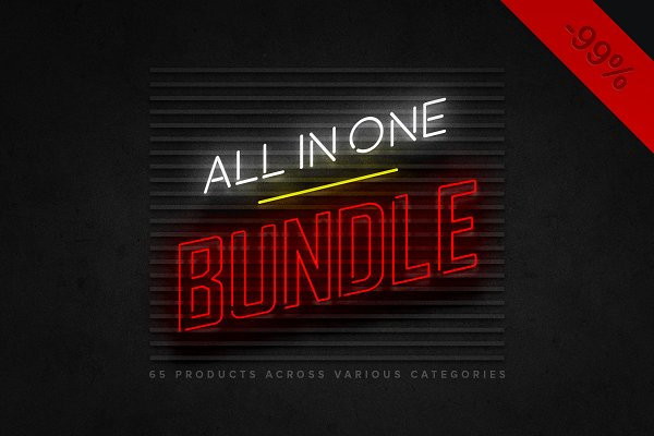 All-in-One Pixelbuddha Bundle