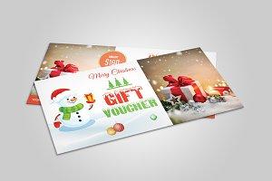 Christmas Gift Voucher V-01