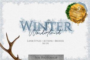 Winter Wonderland Style Kit