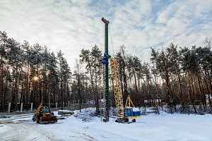 Piling Drilling Machine