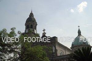 Manila Cathedral, Intramuros.