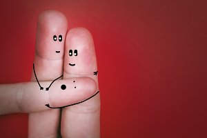 family of fingers