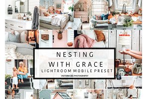 Mobile  Preset NESTING WITH GRACE