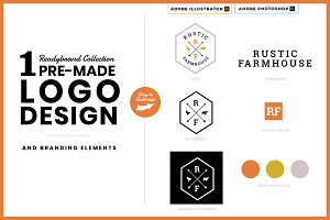 Pre-Made Logo Design Template