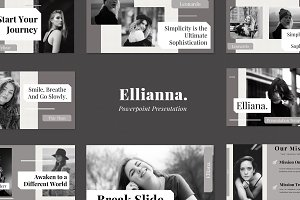 Elliana Powerpoint Presentation