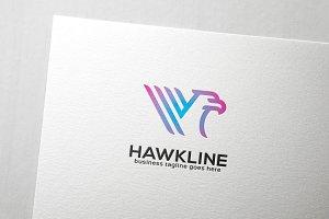 Hawk Line Logo