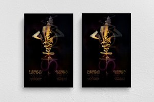 Fashion Show Vol.3 Flyer Template