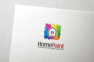 Home Paint Logo