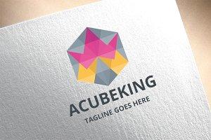 Letter A - Acubeking Logo