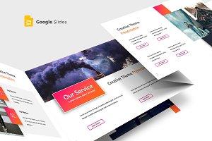 Bossanova - Google Slides Template