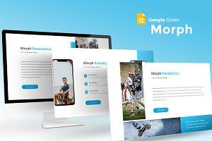 Morph - Google Slides Template