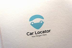 Car Location Logo