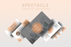 Spectacle Business Powerpoint