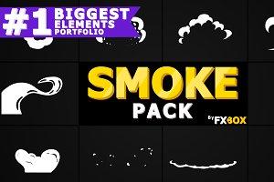 2D FX SMOKE Elements Premiere Pro