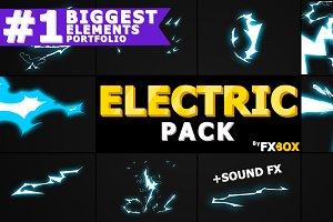 ELECTRIC Elements Premiere Pro