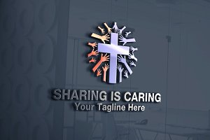 Church | Sharing is Caring logo