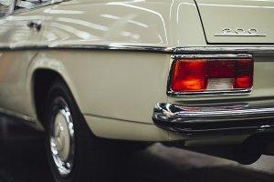 Mercedes Daimler Benz  W115 Strich 8