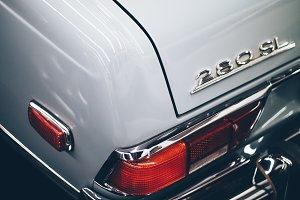 Mercedes Daimler Benz Pagode 280 SL