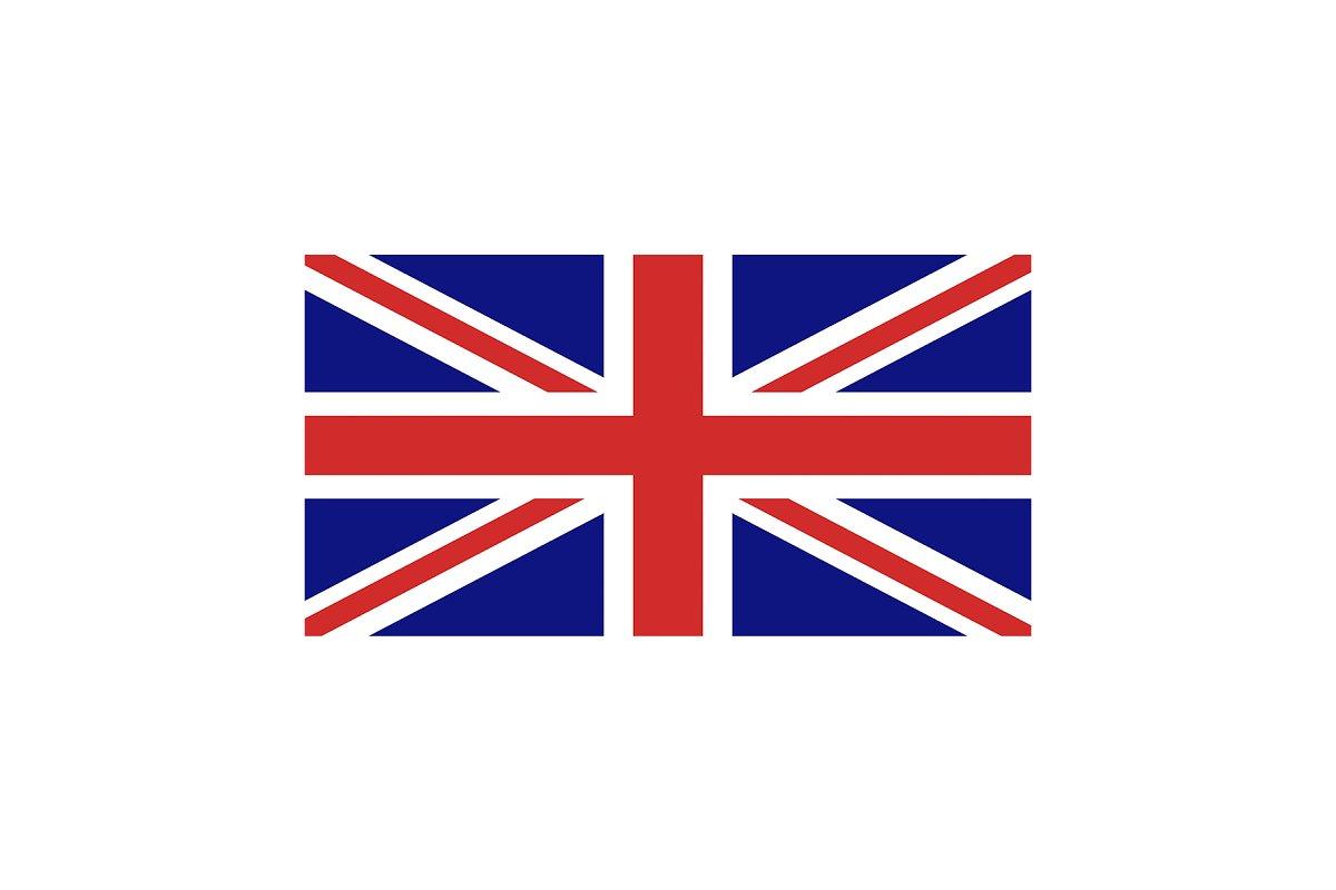 Union Jack United Kingdom flag icon