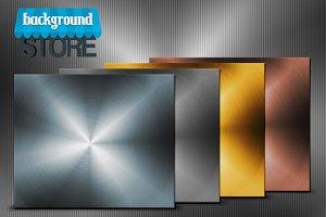Aluminum Metal Texture