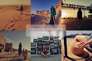 Fashion&Cinematic CaptureOne presets